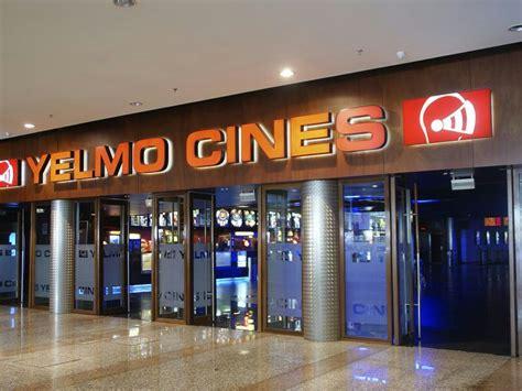 Cartelera de Yelmo Cines Vinalopo Petrer Taquilla com