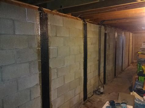 Quality 1st Basements Foundation Repair Photo Album