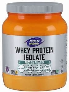 Whey Protein Concentrate Vs Isolate