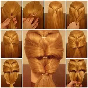 make stylish hairstyle in 5 minutes Fashion & Style Photos kfoods
