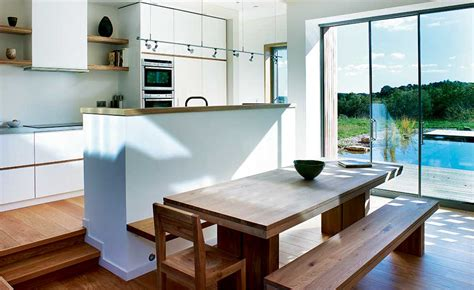 10 Top Kitchen Diner Design Tips  Homebuilding & Renovating. Grape Design Kitchen Accessories. French Country Kitchen Towels. Country Kitchen Wall Tiles. Aunt Judy's Country Kitchen. Modern L Shaped Kitchens. Red Metal Kitchen Cabinets. Modern Pictures For Kitchen. Funky Kitchen Accessories