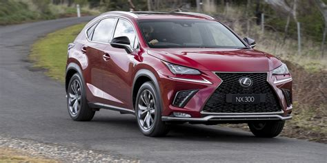 2018 Lexus Nx Pricing And Specs  Photos (1 Of 38