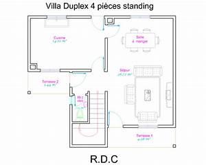 awesome plan de maison en duplex ideas amazing house With plan maison 3d gratuit 9 actualites 3cb constructeur et prommoteur immobilier
