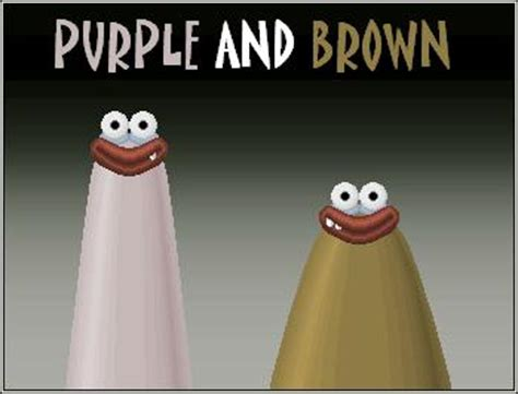 Purple And Brown By Kryptid On Deviantart