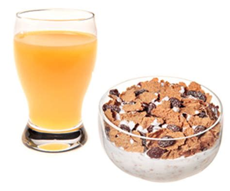 lose  pounds   week eating cereal