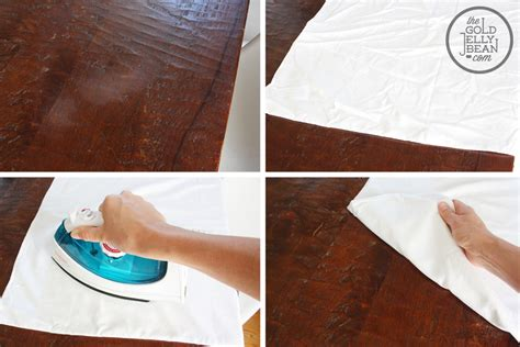 How To Remove Water Rings From Wooden Tables