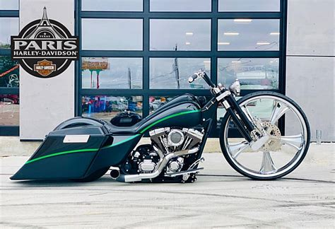 Gas Monkey Motorcycle by 2015 Harley Davidson 174 Flhxs Glide 174 Special Black