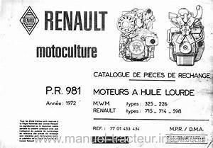 Catalogue Pieces De Rechange Renault Pdf : catalogue pi ces rechange renault p r 981 ~ Medecine-chirurgie-esthetiques.com Avis de Voitures