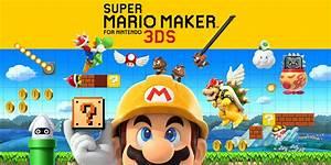 Super Mario Maker For Nintendo 3DS Nintendo 3DS Jeux