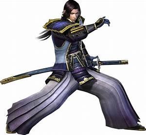 Dark Aquamarine: Samurai Warriors Series Renders Part 1 ...