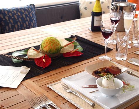 food yacht gourmet akasha sailing luxury charterworld charter yachts superyacht