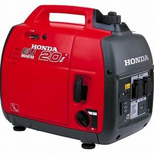 Groupe Electrogene Silencieux Honda : groupe lectrog ne essence inverter honda eu20i 1600 w ~ Dailycaller-alerts.com Idées de Décoration