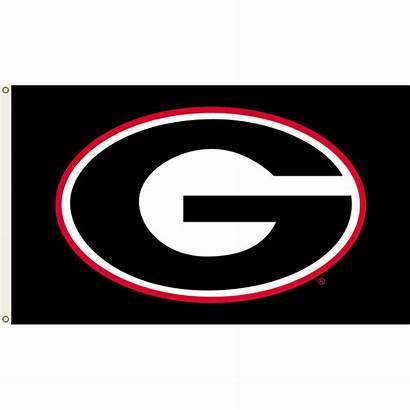 Georgia Bulldog Clipart Flag Bulldogs Football Background