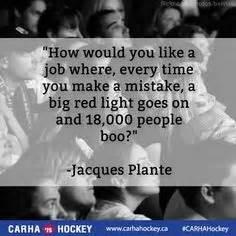 Inspirational Hockey Goalie Quotes. QuotesGram