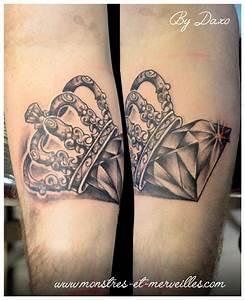 Tatouage Couple Original : tatouage couronne main femme ~ Melissatoandfro.com Idées de Décoration