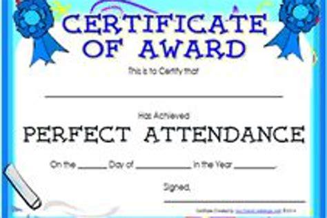 attendance certificate templates  word psd formats