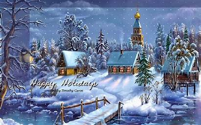 Holiday Backgrounds Happy Holidays Christmas Background Merry