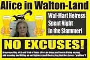 Alice Walton – DWI HIT PARADE 3,861,864 10th Year