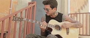 Great Acoustic Guitar Animated Gif Images At Best Animations