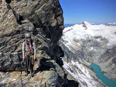 Ridge Lisd by Climb Forbidden Peak West Ridge Alpine Ascents International