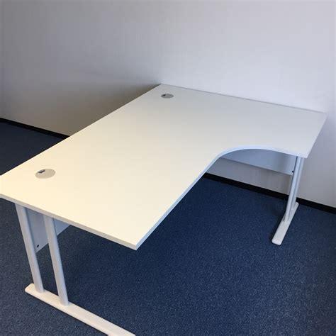 white pedestal desk with white corner desk with pedestal office kit