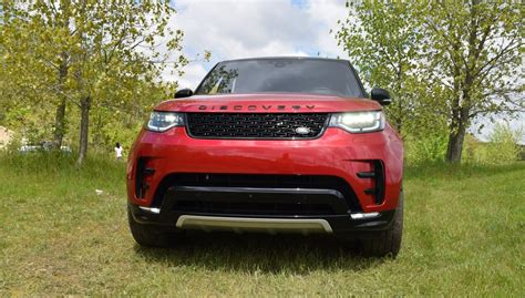 2018 Land Rover Discovery  Offroad First Drive