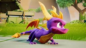 Spyro Reignited Trilogy Announced For PS4 XBox One