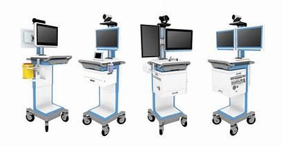Telemedicine Advantech Carts Select Amis Flyer Telehealth
