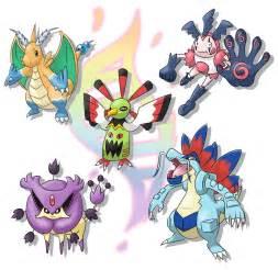 15 fake pokemon mega evolutions