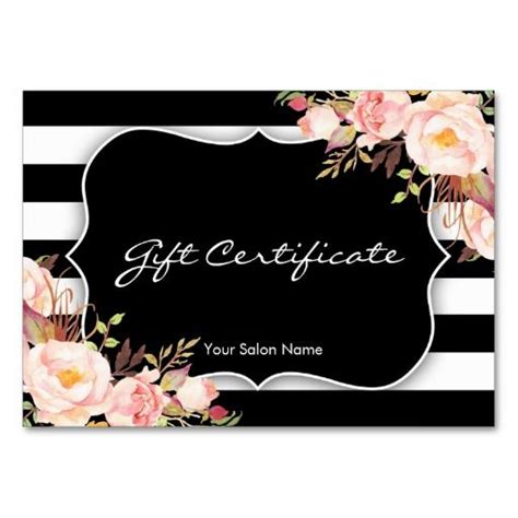 Date Gift Certificate Templates by Best 25 Gift Certificate Templates Ideas On
