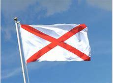 Buy St Patrick cross Flag 3x5 ft 90x150 cm RoyalFlags