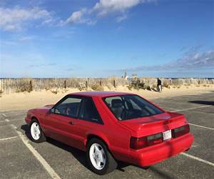 1990 Mustang LX FOX BODY for sale: photos, technical specifications, description