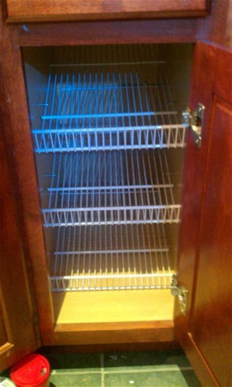 repurpose wire shelves decor lamour diy home