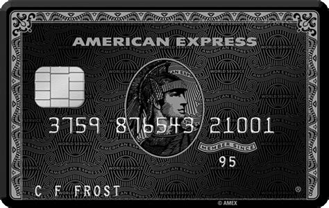 amex centurion card review  credit card guide