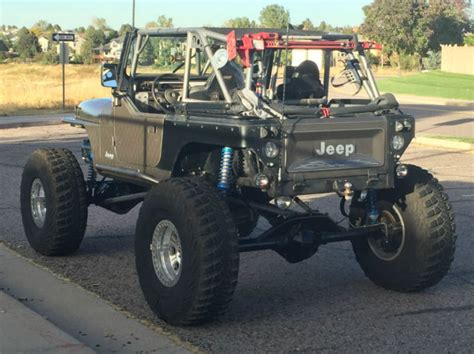 jeep buggy 1990 jeep wrangler yj rock crawler buggy 6 0l lq9 atlas