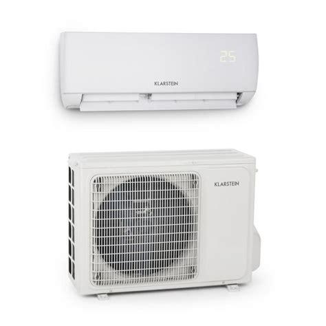 air klimaanlage klarstein windwalker smart split air conditioner 600m 179 h