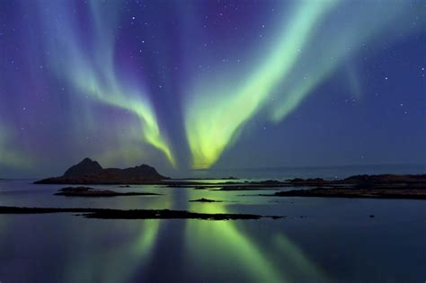 where to see the northern lights northern lights cruise trip fjord travel