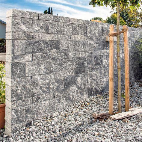 Gartenmauer Aus Beton by Gartenmauern Aus Beton Gartenmauern Und Sichtschutz