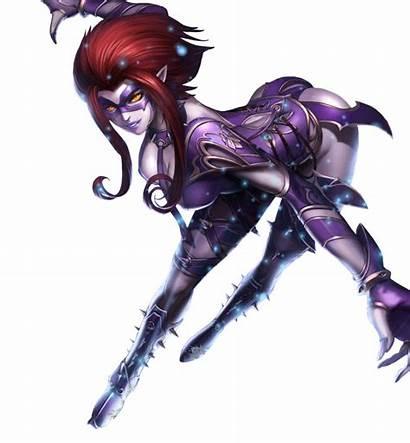 Evelynn Masquerade League Legends Garena Chinese Splashart