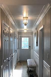 Entry, Hallway, Ceiling, U0026, Wall, Trim