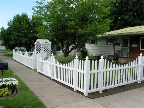 Home Depot Vinyl Fence