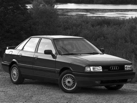 Audi 90 B3 1987 1988 1989 1990 1991 Autoevolution
