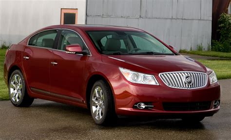 Lacrosse Buick 2010 by 2010 Buick Lacrosse Photos Informations Articles