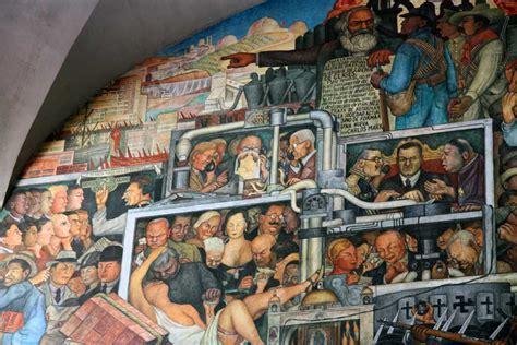 diego rivera rockefeller mural images of murals by diego rivera in the palacio nacional