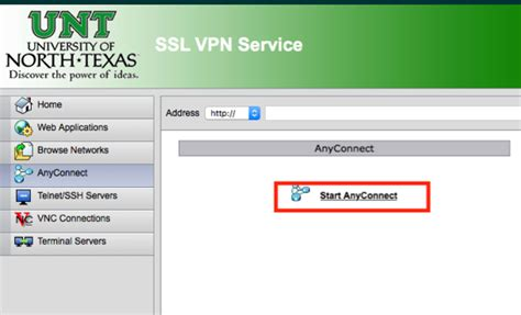 Unt Help Desk Number by Installing Cisco Anyconnect Vpn Client