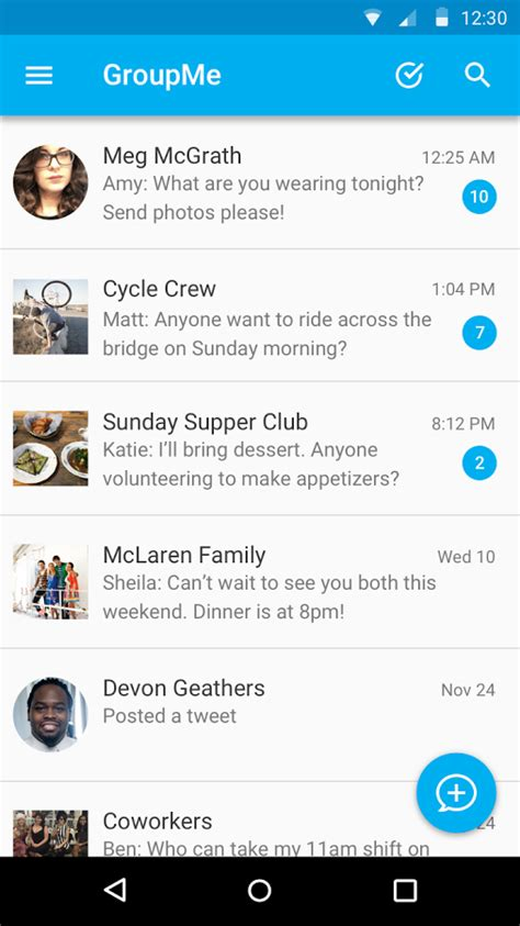 groupme android apps on play