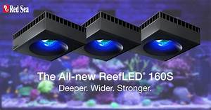 Red Sea Releases The New Reefled 160s