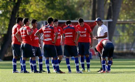 La Roja Sub 17 Derrotó Al Queen Park Rangers Puranoticia