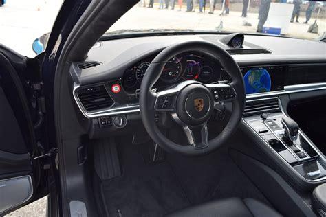 porsche panamera 2017 interior 2017 porsche panamera turbo interior 4