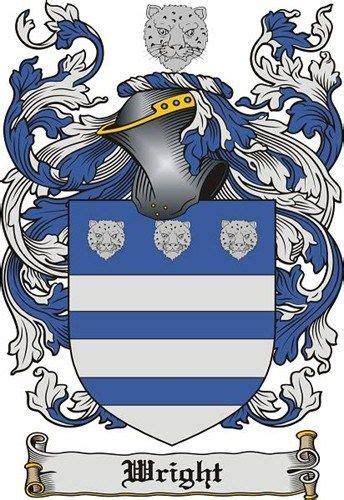 wright family crest family crest ancestry ancestor